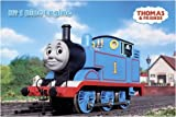 "Thomas The Tank Engine - TV Show Poster (No. 1 Blue Engine) (Size: 36"" x 24"")"