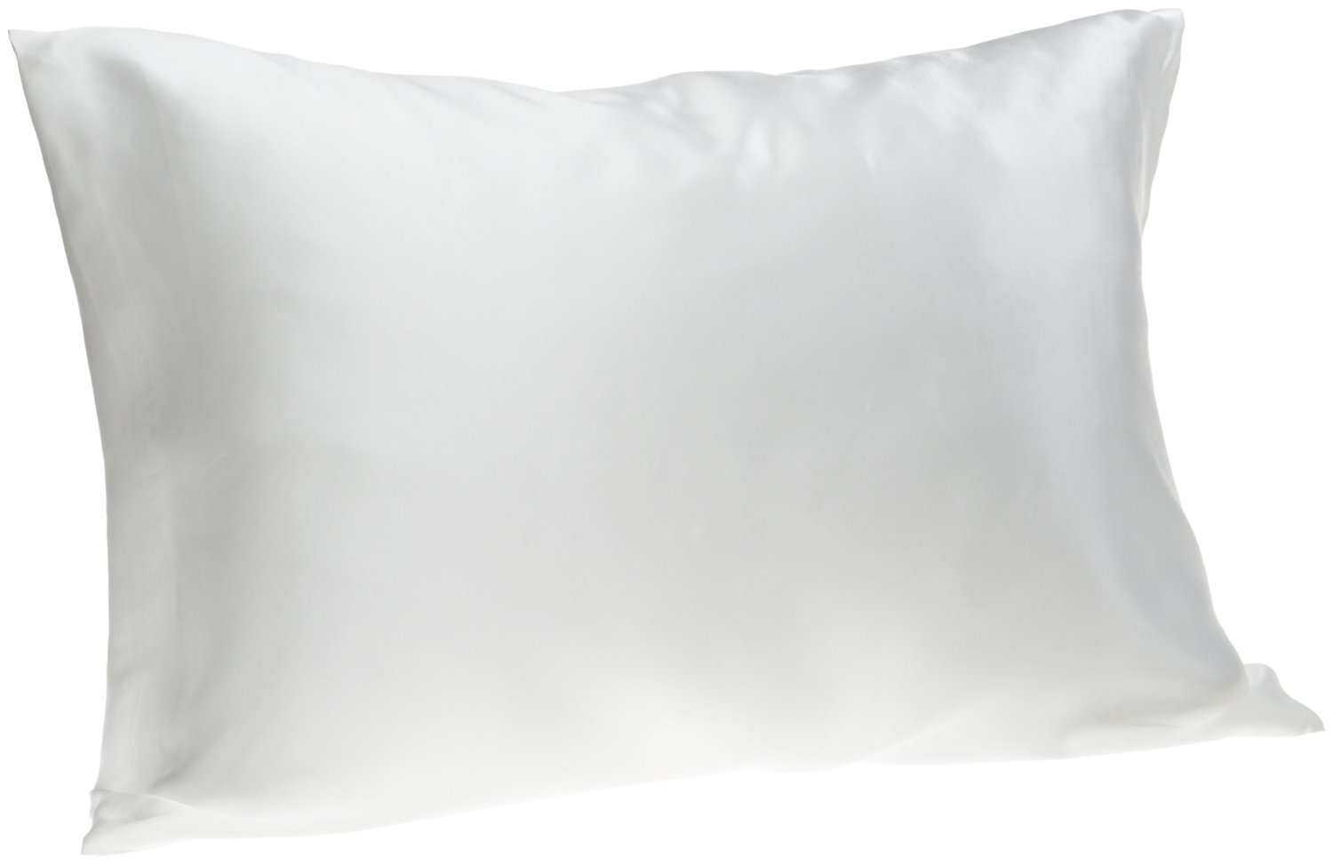 Amazon.com: Spasilk 100% Pure Silk Facial Beauty Pillowcase, Standard/Queen  Size Natural While: Home & Kitchen