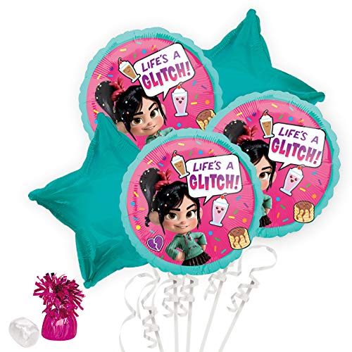 (Costume SuperCenter Wreck It Ralph 2 Balloon Bouquet)