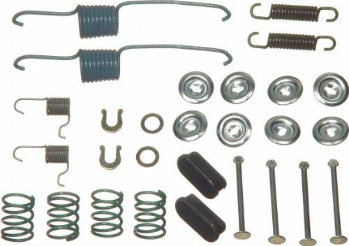Geo Prizm Rear Brake - Wagner H17149 Drum Brake Hardware Kit, Rear