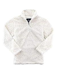Hometown Clothing Set: Boxercraft Sherpa Zip Pullover & HTC Garment Guide Girls Sizes