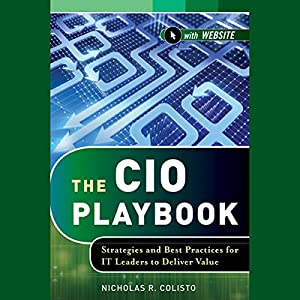The CIO Playbook Audiobook