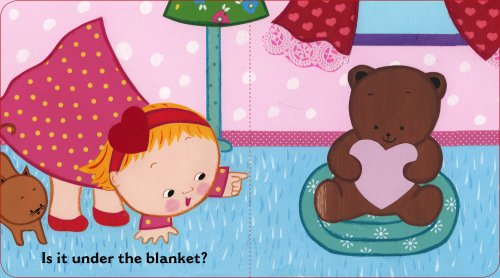 Large Product Image of Where Is Baby's Valentine?: A Lift-the-Flap Book