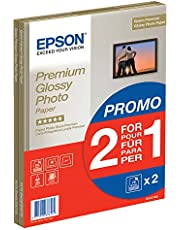 Epson C13S042169 - Pack de 30 hojas de papel fotográfico A4
