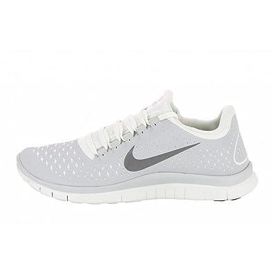 Nike Free 3.0 Womens Running Shoes 511495-001 Pro Platinum 12 M US 906928386
