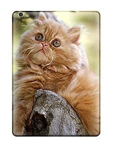 Hot Cat First Grade Tpu Phone Case For Ipad Air Case Cover
