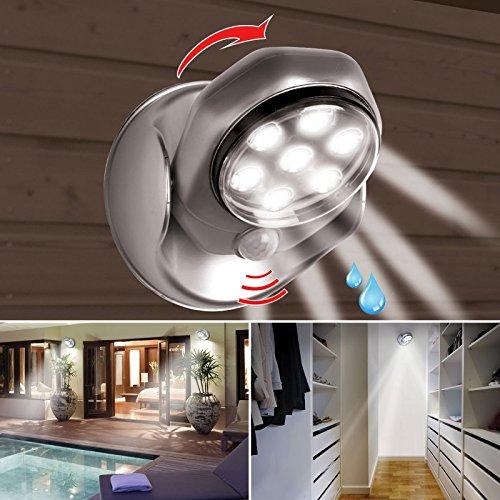 Probache  Lampe  Leds  Dtecteur De Mouvement Orientable