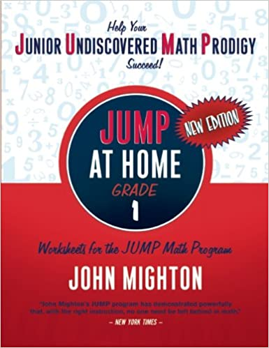 Amazon.com: JUMP at Home Grade 1: Worksheets for the JUMP Math ...