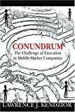 Conundrum, Lawrence Kendzior, 0595309852