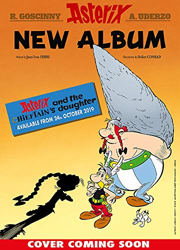 (Asterix and the Chieftain's Daughter: Album 38)