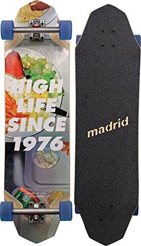 Maxed » Madrid Highlife Skateboards « Longboard qwEpUI