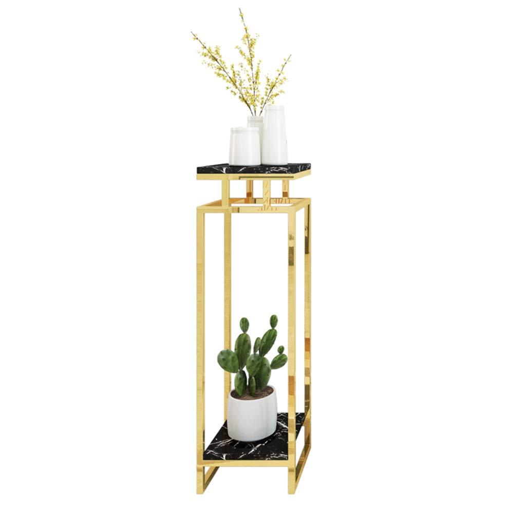 ノルディック アイアンアート 多層 植物スタンド フラワーラック 収納ラック 多目的 盆栽展示棚 屋内 ヤードガーデン バルコニー 寝室 B07RP9DVGK  30 x30 x100