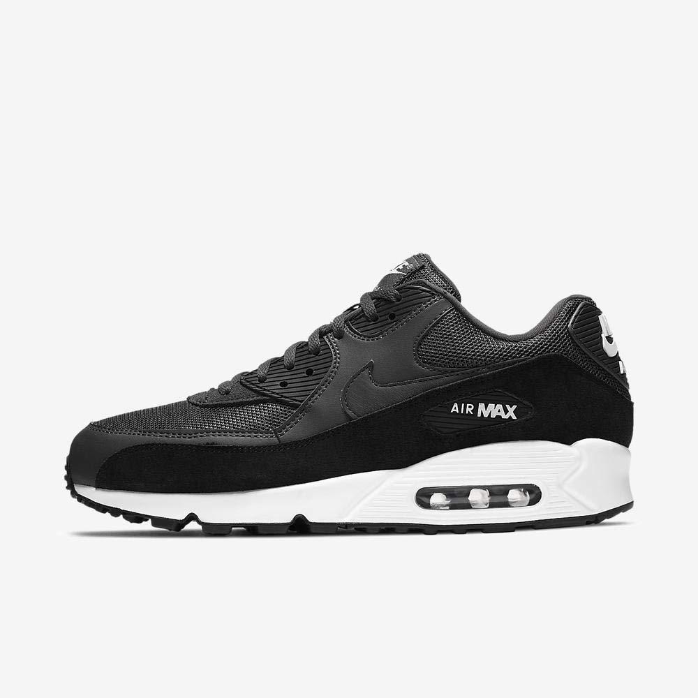 Noir (Anthracite blanc noir 000) 48.5 EU Nike Air Max 90 Essential, Chaussures de FonctionneHommest EntraineHommest Homme