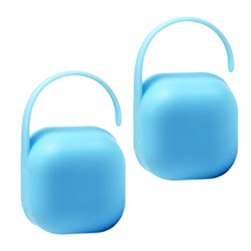Baoblaze 2pcs BPA-Free Nipple Shield Caja Y Caja De ...