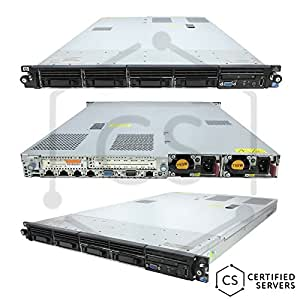 Enterprise HP DL360 G7 Server 2x 2.66Ghz X5650 6C 32GB 4x 146GB 10K SAS