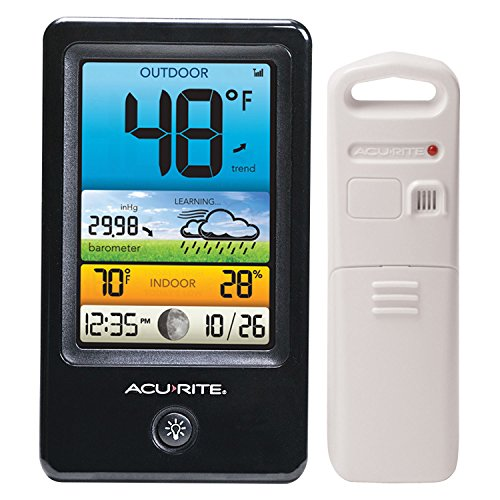 AcuRite 00509 Color Weather