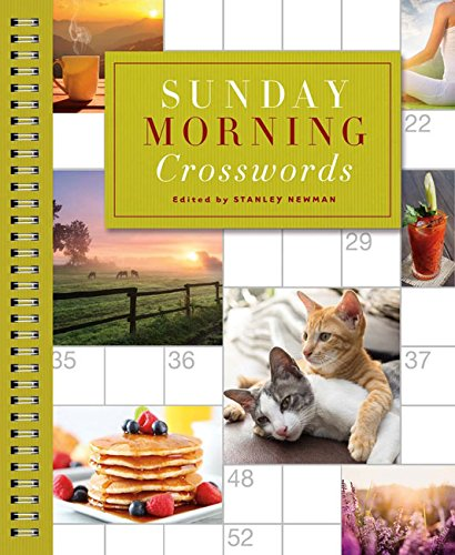 Sunday Morning Crosswords (Sunday Crosswords)