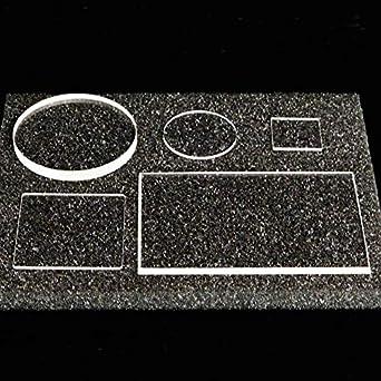 Placa de cristal de borosilicato 3D para MK2 Wanhao CTC ...