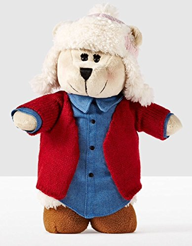 Starbucks Limited Edition Girl Bearista Bear 118 with Robe,