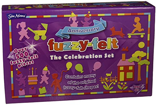 John Adams 9400 Fuzzy-Felt Celebration Set