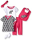 #6: Yoga Sprout 6 Piece Layette Set