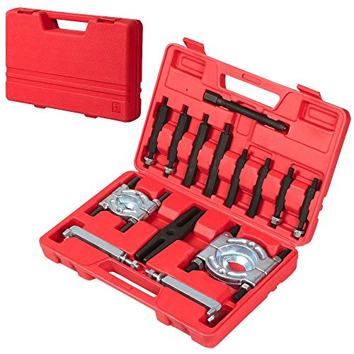 Bearing Puller Separator Set 2'' & 3'' Splitters Long Jaw Gear Pulley Removal Bar by Sawan Shop