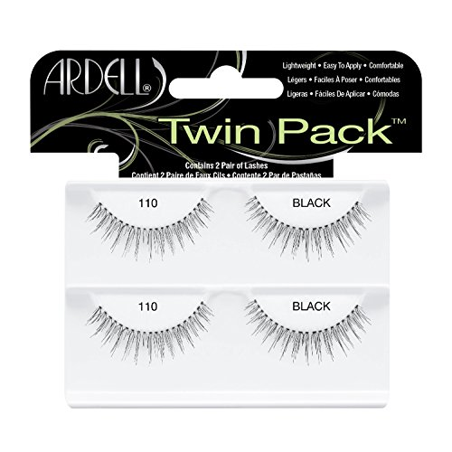 ARDELL Twin Pack Lashes - 110 Black