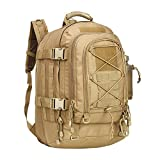 Top 10 Tactical Backpack With Molle Systems of 2019 - Best Reviews Guide 0b191c3d263a4