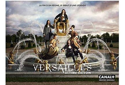 burning desire poster Rare Poster French Versailles Final Season 12x18