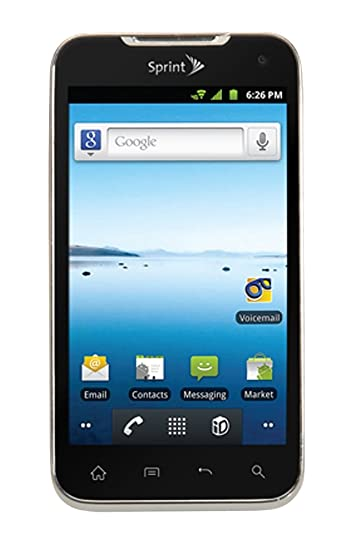 Amazon.com: LG Viper, Color negro 8 GB (Sprint)