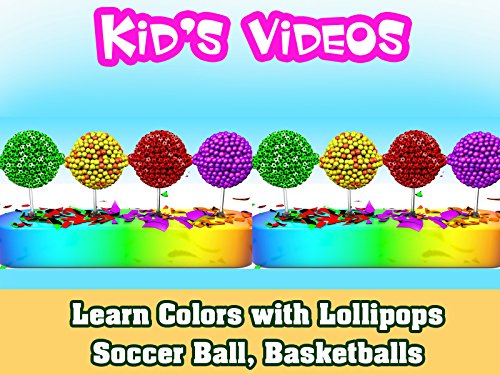 Kid's videos: Learn Color with L...