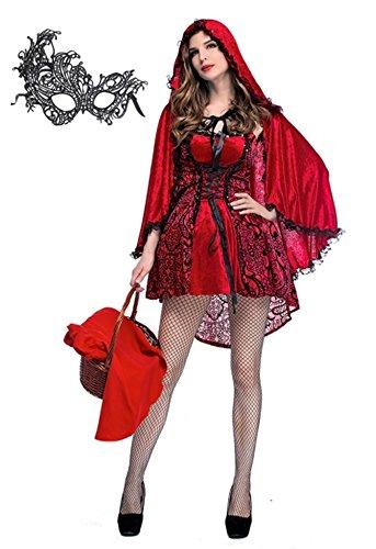 Pomm Wien Little Red Riding Hood Costume for