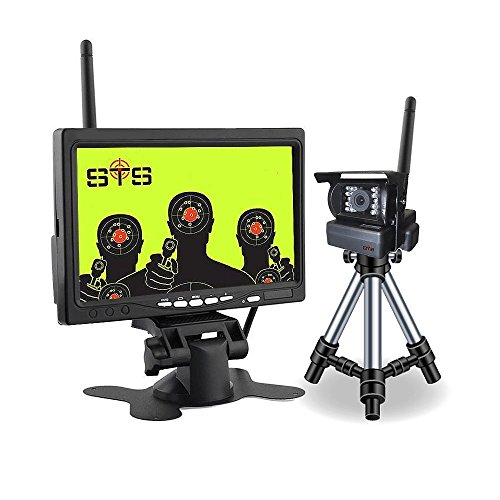 Super Target Systems Shooting Range Camera up to 500 Yards