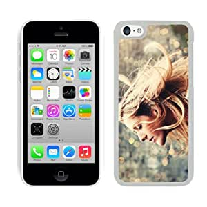 Ellie Goulding Case Fits Iphone 5c Cover Hard Protective Skin 4 for Apple I Phone 5 C Mobile