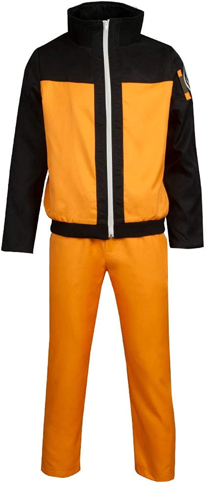 CosplayLife Naruto Shippuden Naruto Uzumaki Disfraz para Hombre ...