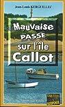 Mauvaise passe sur l'île Callot par Kerguille