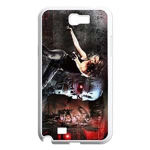 Terminator Samsung Galaxy N2 7100 Cell Phone Case White Qazki