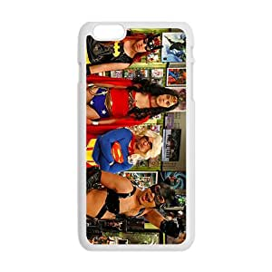 The Big Bang Theory 3D Phone Case for Iphone 6 black