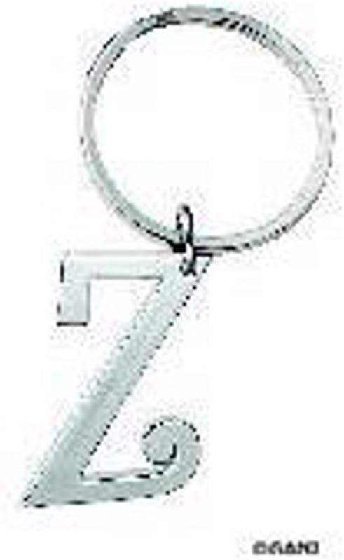 Ganz Z Initial Key Ring EL3359