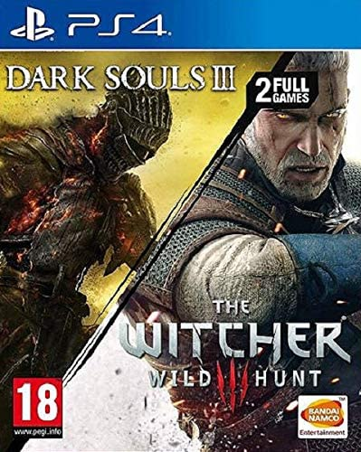 The Witcher 3 + Dark Souls 3: Amazon.es: Videojuegos