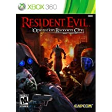 Resident Evil: Operation Raccoon City - Xbox 360 Standard Edition