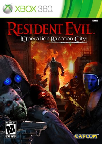 Resident Evil: Operation Raccoon City - Xbox 360 (Resident Evil For Xbox 360)