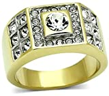 Best Gnzoe Wedding Rings - Gnzoe Jewelry, Mens Stainless Steel Wedding Ring Vintage Review