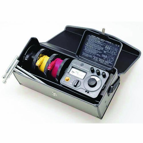 Hioki 3151 Earth HiTester, 5 Kilohms Resistance, 10V DC, 50V AC Voltage, 15mA AC Current