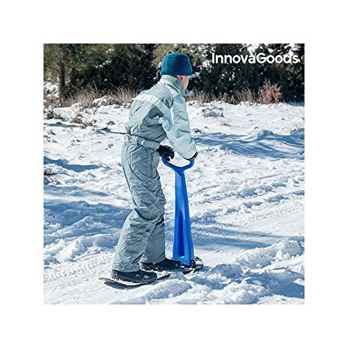 InnovaGoods- Patinete Infantil para Nieve (IGS IG115946 ...