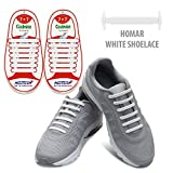 The world's first no-tie silicone shoelace?  Silicone laces are the world's first no-tie silicone shoelace which provides an easy-to-use, comfortable and stylish addition to any shoe!  Silicone is a kind of material with flexibility and durab...