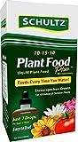 Best Liquid Fertilizers - Schultz All Purpose Liquid Plant Food 10-15-10, 4 Review