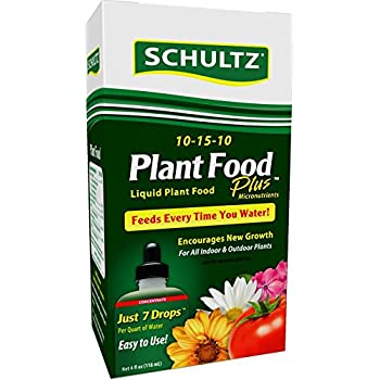 Amazoncom Schultz All Purpose Liquid Plant Food 10 15 10 4 Oz
