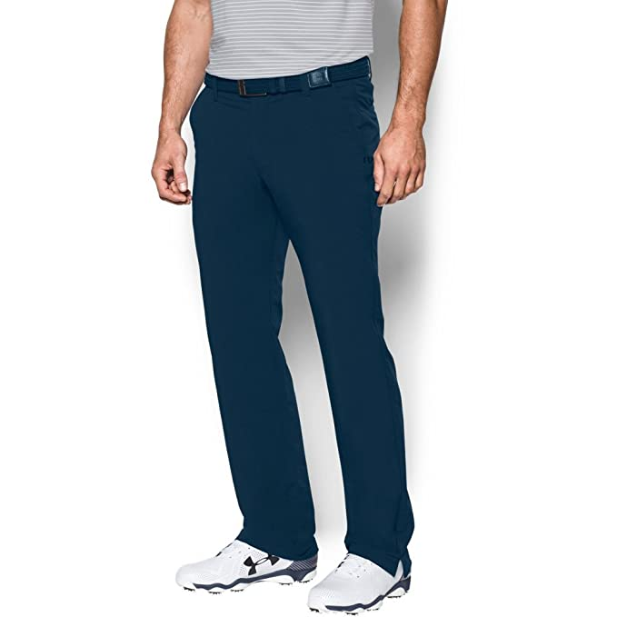 Under Armour Men's Match Play Golf Pants, Academy /Academy, 32/30 best men's golf pants