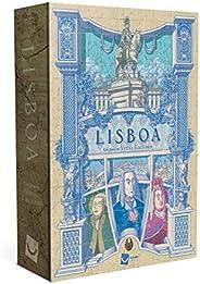 Lisboa Deluxe Edition - Mandala Jogos